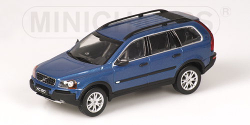 Volvo XC90 - Metallic Blue