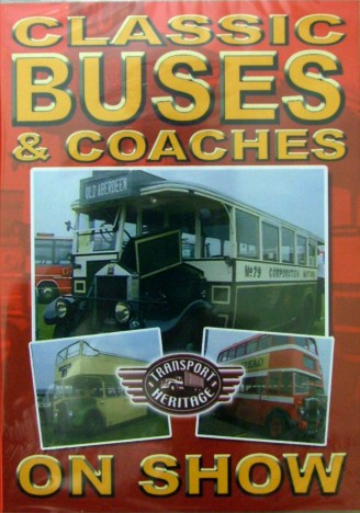 Classic Buses & Coaches On Show