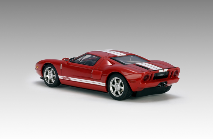 Ford GT slot car