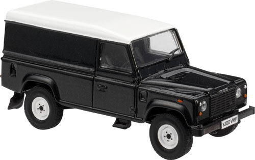Land Rover Defender Van - Epsom Green