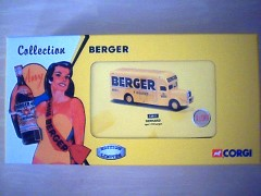 Bernard Type 110 Box Van - Berger