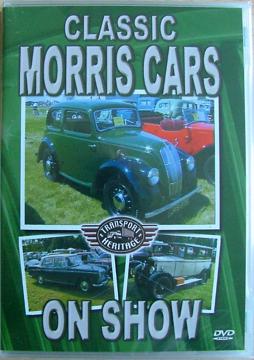 Classic Morris Cars On Show