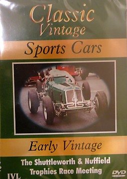Classic Vintage Sports Cars (Early)
