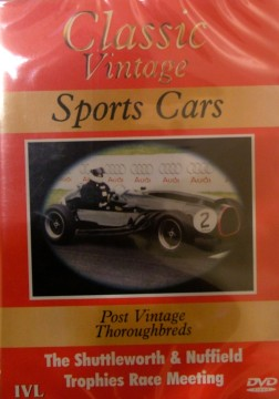 Classic Vintage Sports Cars - Post Vintage Thoroughbreds