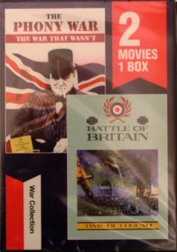 The Phony War & Battle of Britain