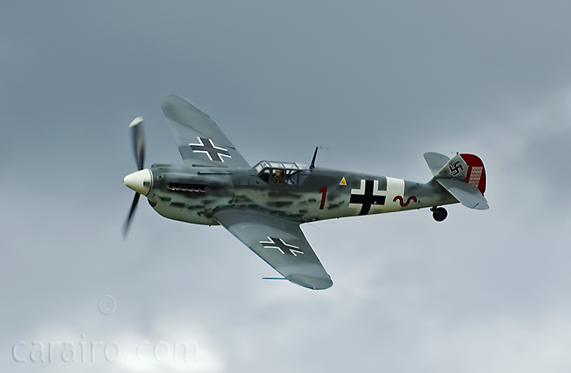Buchon fly by