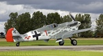 Buchon after landing