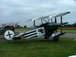 """Dr1 with new colour scheme for the movie """"Flyboys"""""""