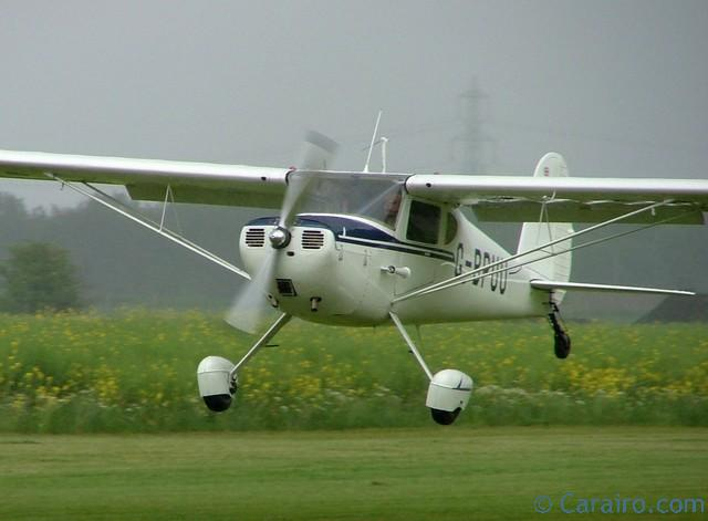 cessna landing