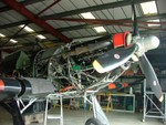 Hurricane in the workshop