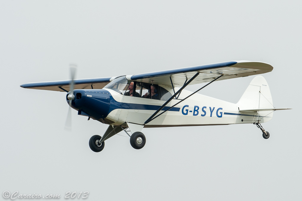 Piper Super Cruiser