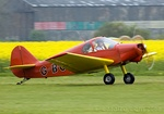 Minicab GY 201 taking off