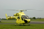 The Yorkshire Air Ambulance MD900 G-SASH