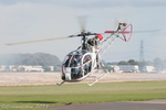 Sud Aviation SE.3130 Alouette II HA PPC