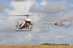 Highlight for Album: Breighton Helicopter Fly-In September 18th 2011