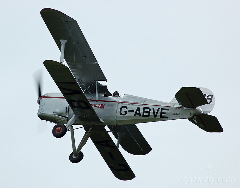 It is always a pleasure to see the Active Mk.II in the air