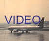 BOAC Boeing 707 taking off from Manchester airport