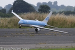 KLM A330 nearly gets out of hand at takeoff