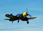 Corsair taking off