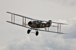 This Shuttleworth based Bristol Fighter was built in 1918