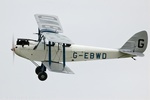 This DH60X Moth is owned by the Shuttleworth Collection