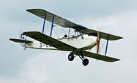 DH60X  Moth Flypast