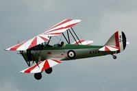 The collection's Avro Tutor is the sole surviving example in the World