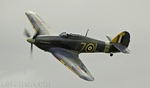 The collection's superb Sea Hurricane