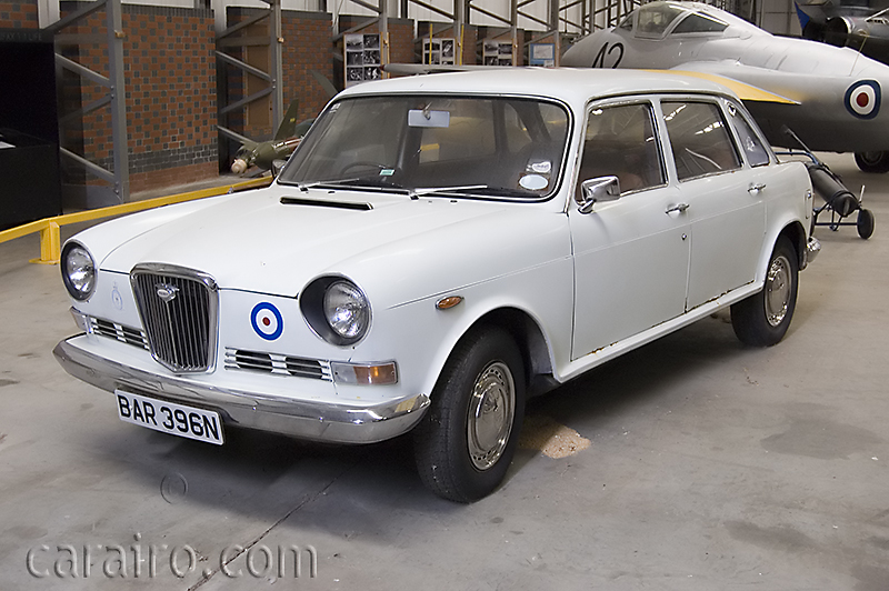 1974 Wolseley Six