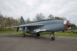 English Electric Lightning F.6 XS903