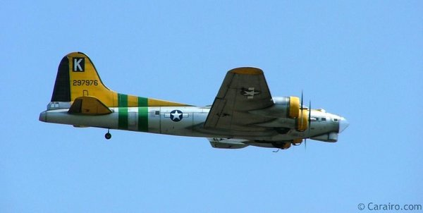 "B17 ""Flying Fortress"""