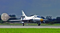 Elvington Events Hawker Hunter