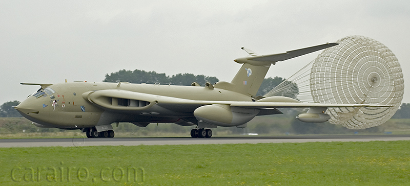 Handley Page Victor K2 XL231